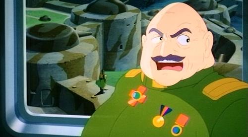 ラピュタ探索の指揮官、モウロ将軍とはどのようなキャラ設定?